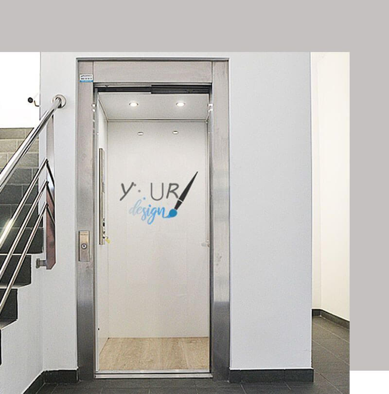 home elevator for small places