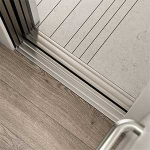 Finishes for S.H.E home lifts