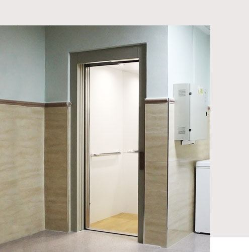 home lifts adapted